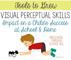 visual perception possible impact on a child u0027s success at