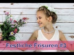 Frisuren Zum Selber Machen F Konfirmation by Festliche Frisuren 3 Kommunion Hochzeit Blumenmädchen