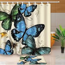 Bath And Shower Sets Popular Butterfly Bathroom Sets Buy Cheap Butterfly Bathroom Sets