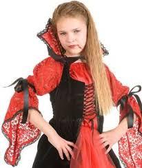 Vampire Princess Halloween Costume Adorable Vampire Costume Kid Halloween Party Ideas