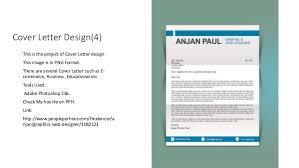 cover letter for design cover letter design presentation