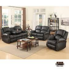 awesome leather living room furniture leather living room