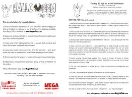 safer halloween from bags o fun