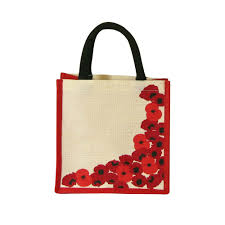 poppy shop buy mini poppy jute bag at poppy shop royal british