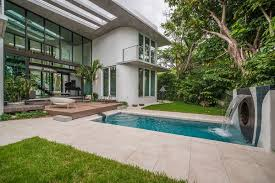 contemporary home in miami beach mimo style reinvented with class