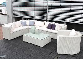 Schlafzimmer Venezia Polyrattan Gartenmöbel Weiß Ruhige Auf Garten Ideen Oder