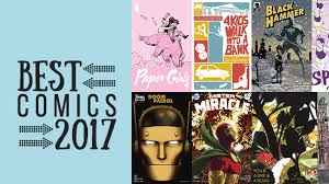 the 25 best comic books of 2017 comics lists comics