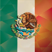 mexico flag background vector image 1582269 stockunlimited