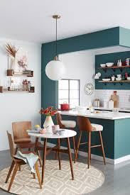 idee ouverture cuisine sur salon une cuisine ouverte comme une boîte small open kitchen