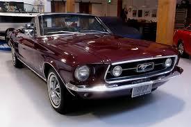 1967 mustang convertible 1967 mustang convertible burgandy