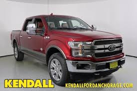 new 2018 ford f 150 king ranch 4wd 5 5 box for sale in anchorage ak