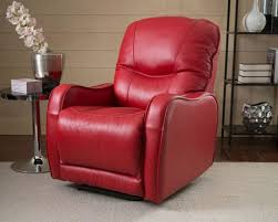 Red Leather Reclining Chair Leather Recliners Be Seated Leather Furniture Michigan U0027s Best