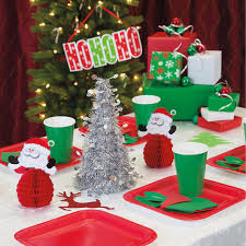 christmas party table centerpieces silver christmas tree table decoration christmas party decorations