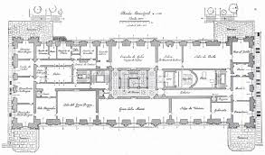 House Plans Architectural Liria Palace Principal Plan Architectural Drawings Pinterest