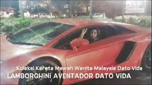 kereta mewah koleksi kereta mewah wanita malaysia dato vida youtube
