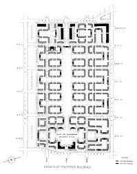 Tenement Floor Plan by In The Nature Of A Clinic