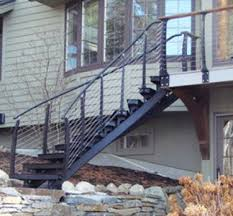 External Handrails Types Of Stairs Advantages U0026 Disadvantages