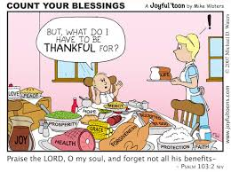 thanks giving is a verb god s surprising treasures
