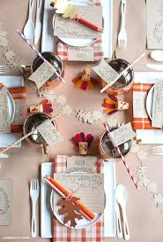 diy thanksgiving table settings 183 best fall decor and crafts images on pinterest thanksgiving