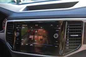 volkswagen atlas r line interior roadtrip u003e texas hill country test drive in a vw atlas suv
