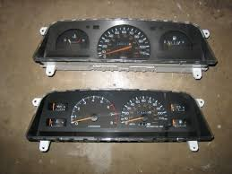 toyota tacoma speedometer cable sr5 cluster how to with pics yotatech forums