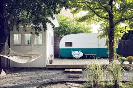 get me out of la homeway from home vintage travel trailer in