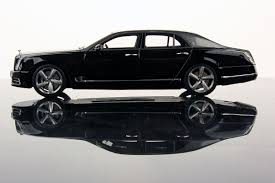bentley mulsanne black 2016 bentley mulsanne speed 1 43 looksmart models