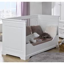 chambre bébé modulable lit bébé évolutif sixtine 70 x 140 cm