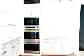 kitchen cabinets for microwave ovens new do you need an under