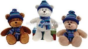 plush teddy hopping teddy