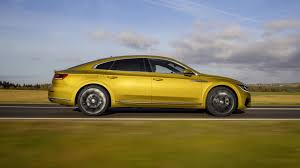 volkswagen arteon rear bbc topgear magazine india official website