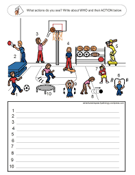 Action Linking Verbs Worksheet Subject And Verb Loaded Worksheets Set 4 From Adventures In Speech