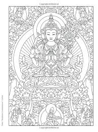 Extraordinary Outstanding Buddha Coloring Pages Image A Page From Buddhist Coloring Pages