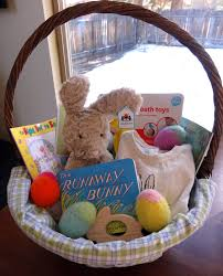easter baskets for babies schue march 2013