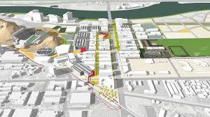 Asu Map Arizona State University Developer Catellus Finalizing Plans For