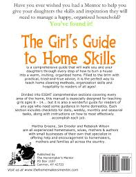 the u0027s guide to home skills the homemaker u0027s mentor volume 1