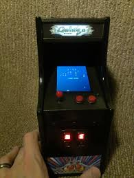 Galaga Arcade Cabinet Tiny Galaga Cabinet Made From A Ds One Ds Lite Tiny