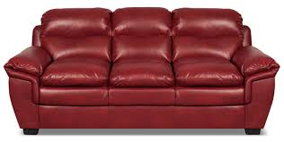 sofa dark red sofa red sleeper sofa oversized couch red sofas