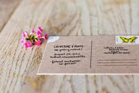 Rustic Save The Dates Catherine Adam U0027s Rustic Chipboard And Lace Save The Dates