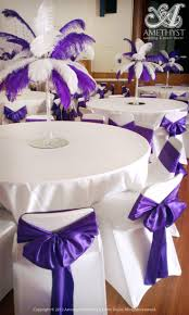 Purple Chair Covers 9 Best Chair Covers U0026 Table Linen Images On Pinterest Chair