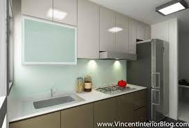 Flat Kitchen Cabinets Kitchen Design For Hdb Flat Home Design Intended For Kitchen