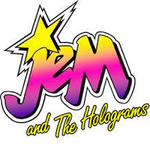 Hologramm Le Toyzmag Com Jem Et Les Hologrammes Se Reforment