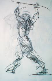 human figure drawing tutorial 13 gesture drawing techniques