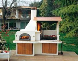 outdoor bbq kitchen islands spice up backyard designs and dining