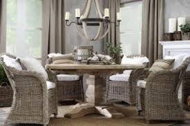 Dining Chairs Grey Rattan Dining Chairs Foter