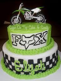 fox racing birthday cake fox racing monster energy mx birthday