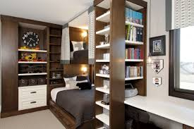 Single Bed Designs For Teenagers Amusing Boys Teenage Attic Bedroom Inspiring Design Featuring