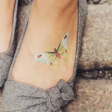 beautiful butterfly tattoos designs for