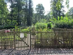 garden fences dirt simple lawn u0026 garden fence vegetable garden