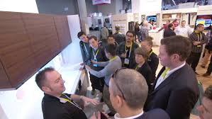 Kitchen Of The Future by Whirlpool Interactive Kitchen Of The Future 3 0 At Ces 2016 Youtube